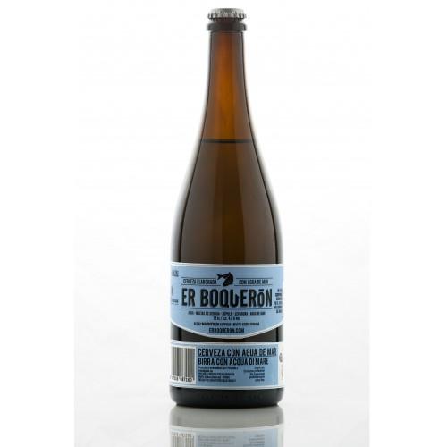 Pack 8 cervezas 75 cl Er Boquerón