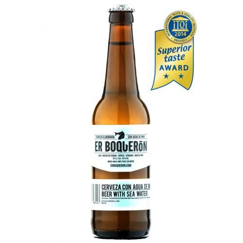 Pack Cerveza Er Boquerón 33 cl